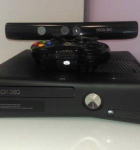 Xbox-360+киннект