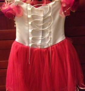 Платье детское 4-5 лет