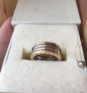 Новое кольцо Bvlgari 15,5