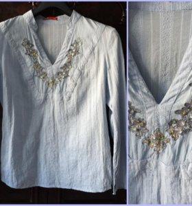 Блузка рубашка туника Zolla (новая).