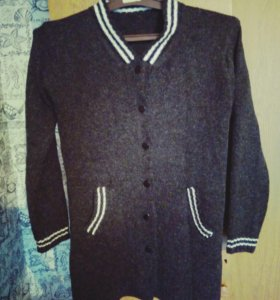 Кардиган, зимняя куртка, кофточка, джинсовка