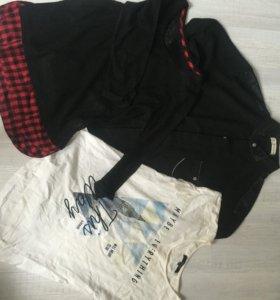 Кофты и футболки