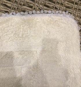 одеяло-конверт тёплое 👌🏻🌺