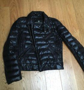 Куртка черная 44 размер