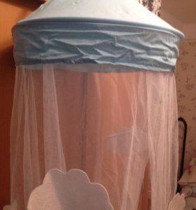 Балдахин для детской кроватки, ИКЕА