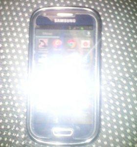 Телефон  Samsung galaxy s3mini