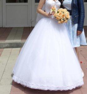Свадебное платье☺
