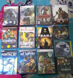 Игры, фильмы