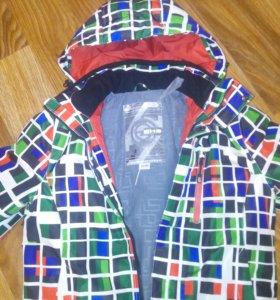 Куртка подростковая(зима)