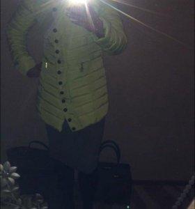 Осенняя куртка, новая