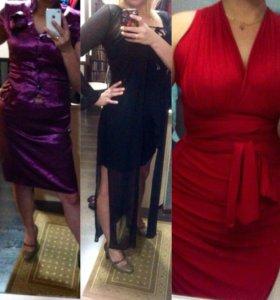 Красивые платья 46-48