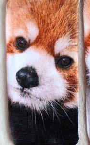 Носки красная панда