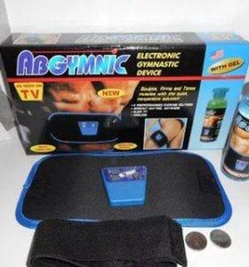 Пояс для тренировки мышц (миостимулятор) Ab Gymnic