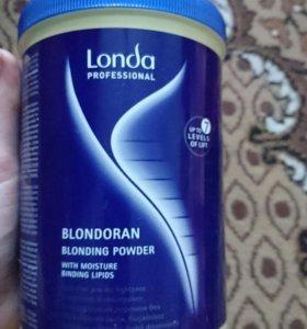 Препарат для осветления волос до 7 тонов