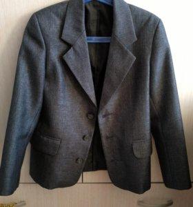 Пиджак на мальчика рост 128-134