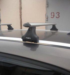 Багажник на крышу для форд фокус-3.