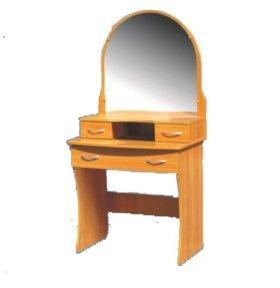 Стол туалетный (дамский трельяж) Бук Вишня Орех