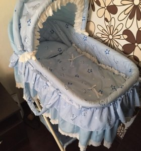 Люлька, детская кроватка