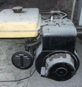 Двигатель от мотоплуга