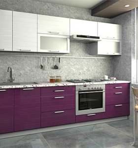 Кухня модульная Виктория
