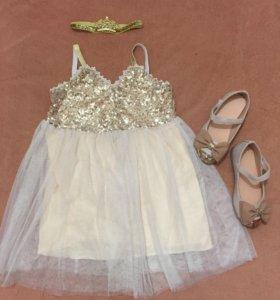 Прокат платья для принцессы