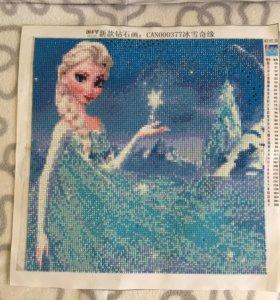 Картина алмазная живопись