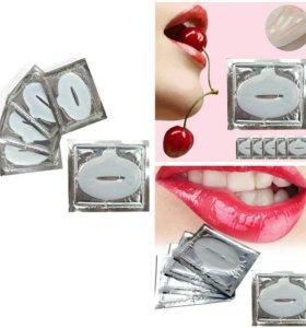 Коллагеновая маска для губ