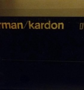 DVD Harman Kardon