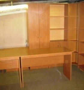 Столы, шкафы, стулья