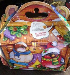 Коробка под конфеты