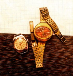 Антиквариатные часы