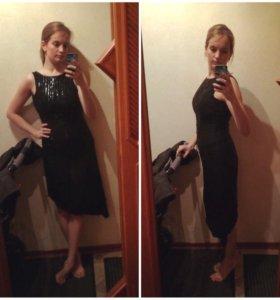 Маленькое чёрное платье для нового года