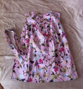 Новое платье бюстье