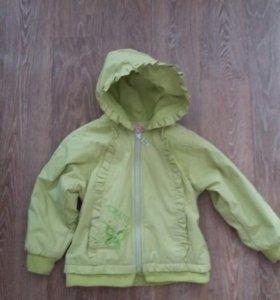 Курточка на весну и лето, р-104