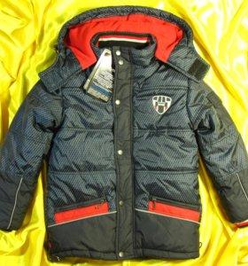 Куртка зимняя3СSystem р.110,116,122,128,146Россия
