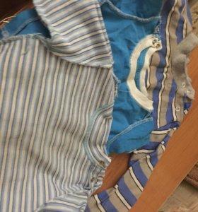 Кофточки, штанишки ползунки