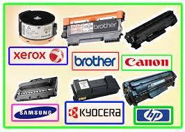 Заправка картриджей, ремонт принтеров , прошивка