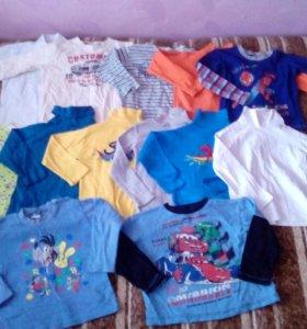 Вещи на мальчика 2-5 лет