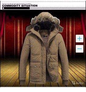 Куртка мужская 52-54 размер