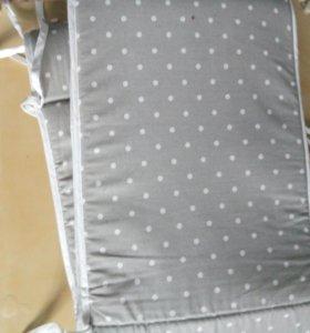 Бортики в детскую кровать новые