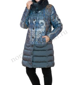 Зимнее пальто р48-50
