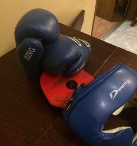 Перчатки хорошие ! Для бокса!
