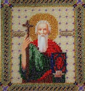 Икона св.апостол Андрей