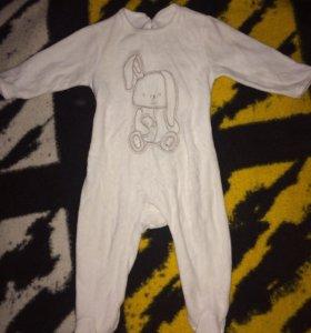Комбинезончик-пижама