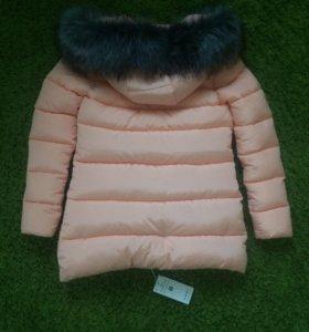 Зимние куртки на синтепоне