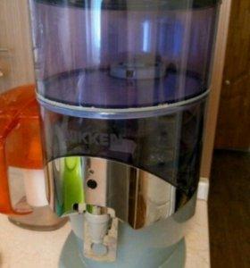 Используется для очистки воды.от компании Никкен.