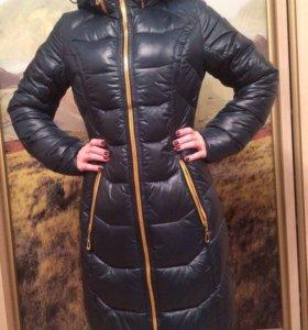 новое зимнее пальто хлофайбер