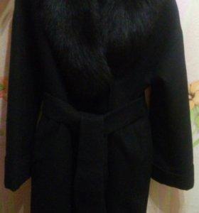 Пальто , размер 42-44, рост 164