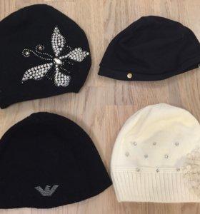 Зимние и осенние  шапки