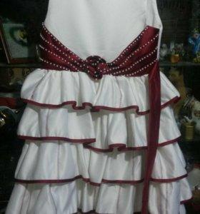 Платье нарядное/прокат
